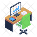 Office Place Icon
