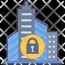 Close Covid 19 Lockdown Icon