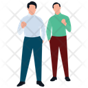 Teamwork Office Staff Official People Icon