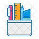 Office Supplies Stationery Calculator Icon