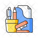 Office Business Asset Icon