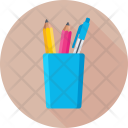 Office Supplies Pencil Icon
