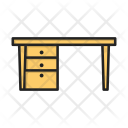 Table Office Place Icon