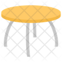 Office Table Fancy Table Stylish Table Icon