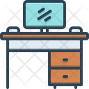 Workbench Monitor Bench Icon