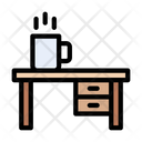 Break Tea Office Icon