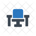 Chair Interior Table Icon