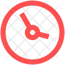 Office Time Working Time Time Management Icon