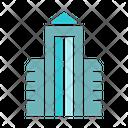 Office Tower Edifice Icon