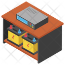 Office Ups Power Supply Office Accessory Icon