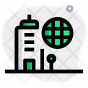Office Website Global Office Office Icon