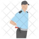 Officer Security Officer Police Officer Icon