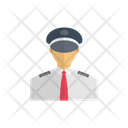 Officer Professional Avatar Icon