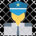 Officer Gaurd Police Icon