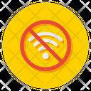 Offline No Wifi No Network Icon