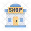 Ecommerce Shop Business Icon
