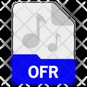 Ofr file Icon