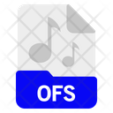 Ofs file Icon