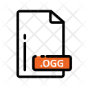 Ogg Document Extension Icon