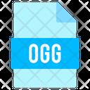 Ogg file Icon