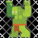 Ogre Creature Monster Icon