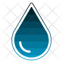 Oil Water Drop Icon