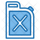 Oil Fuel Food Icon