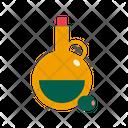 Oil Olive Bottle Icon