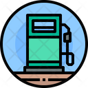 Oil Fuel Pump Icon