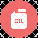 Oil Bottle Gallon Icon