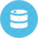 Oil Drum Barrel Icon