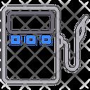 Oil Fuel Pump Icon