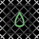 Oil Barrel Fuel Icon