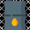 Oil Waste Icon