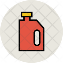 Oil Gallon Bottle Icon