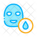 Oil Absorb Mask Icon