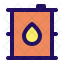 Oil barrel Icon