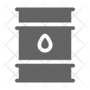Oil Barrel Petroleum Icon