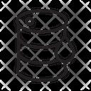 Oil Fuel Barrel Icon