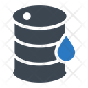Oil Fuel Barrel Icon