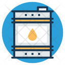 Oil Can Container Icon