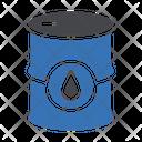 Drum Oil Fuel Icon