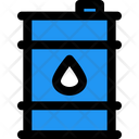 Oil Barrel Fuel Barrel Barrel Icon