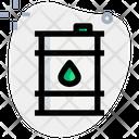 Oil Barrel Fuel Barrel Barrel Icon