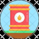Fuel Barrel Oil Barrel Petroleum Icon
