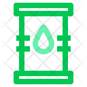 Barrel Drum Oil Icon