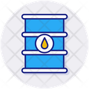 Oil Barrel Barrel Energy Icon