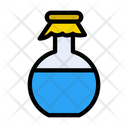 Oil Beaker Aromatherapy Icon