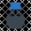 Oil Beaker Aromatherapy Icon