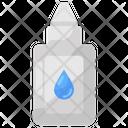 Oil Bottle Oil Dropper Organic Oil Icon